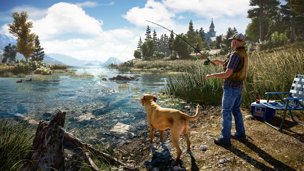 Far Cry 5: New Gameplay in Holland Valley
