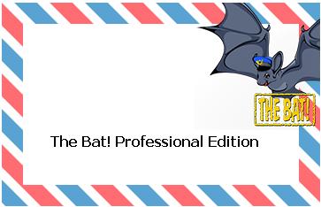 The Bat. Pro 6.2.2 - новая версия почтового клиента. Программа обладает п